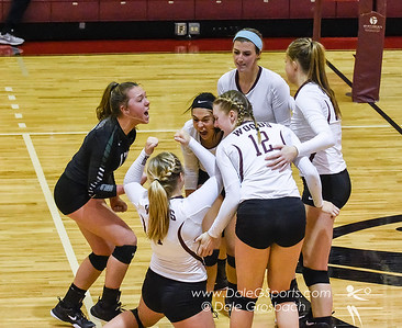 American Midwest Conference Women's Volleyball