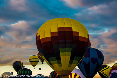 44th Annual Adirondack Balloon Festival