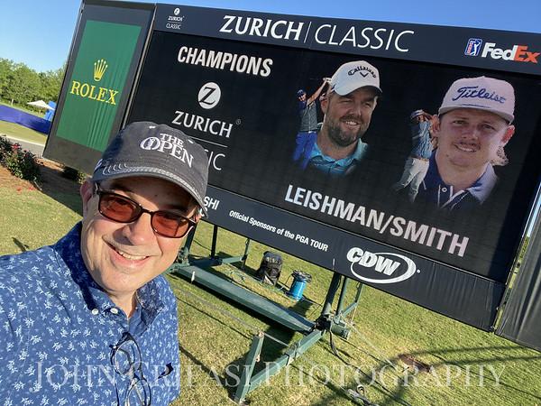 Zurich Classic, New Orleans, 04.25.2021