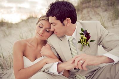 Mike & Jen Wed