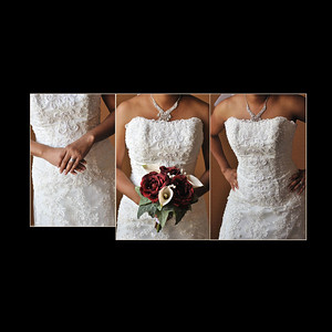Vintage Bridal Album