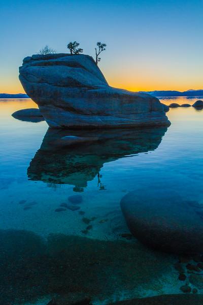 Bonsai Rock Sunset 2