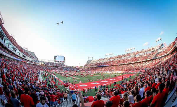 UH Football vs Tulsa 2016