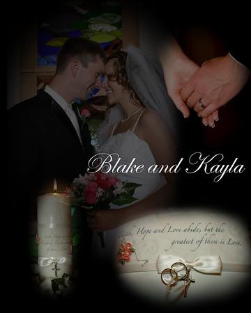 Blake and Kayla