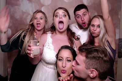 2020-10-24 Amanda and Mike Photo Booth Pics
