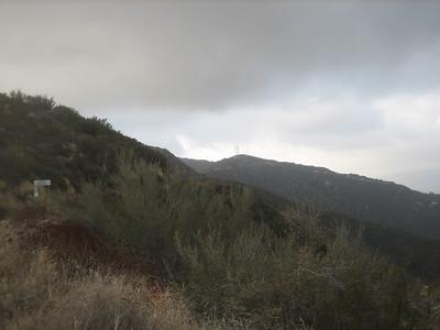 Viper Trail-Mt Verdugo 11-15-13
