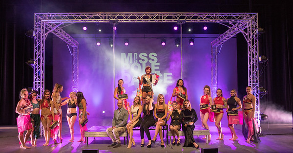 Miss Pole Dance UK 2018