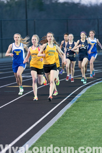 Track: Quad Meet at John Champe 4.9.14 (by Chas Sumser)