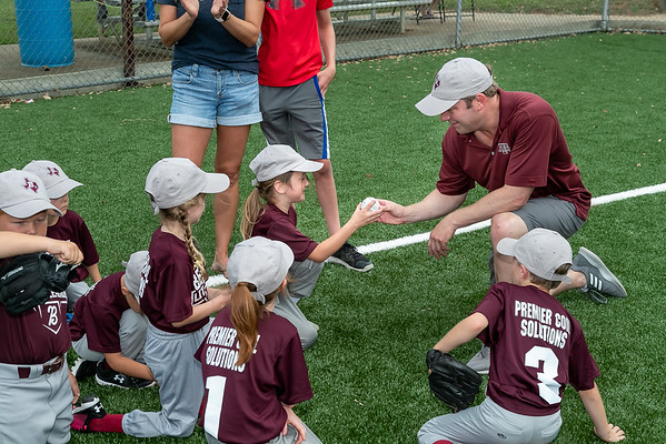 Little League Baseball Bellville June 2020