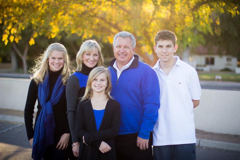Mcguire Family - November, 2014