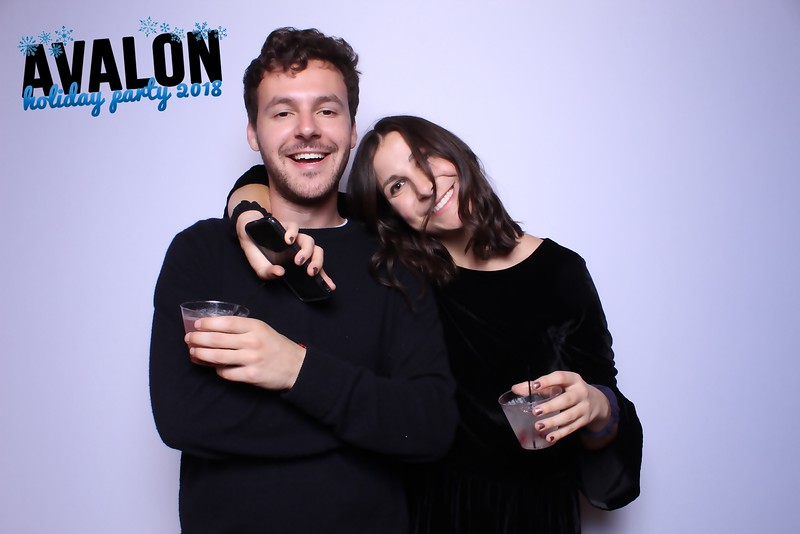 Avalon Holiday Party (SkinGlow Booth)