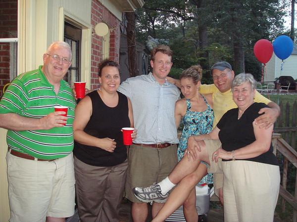 Robert's Law School Party