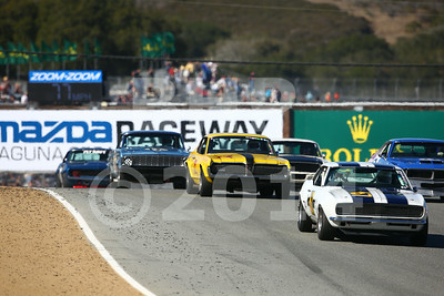 Group 7A 2014 Rolex Monterey Motorsport Reunion Race August 14,
