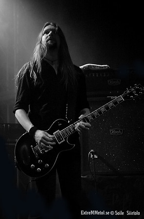 Amorphis -  Klubben 29/11 2007