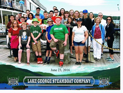 +TLC+ and Altar Server Lake George Trip