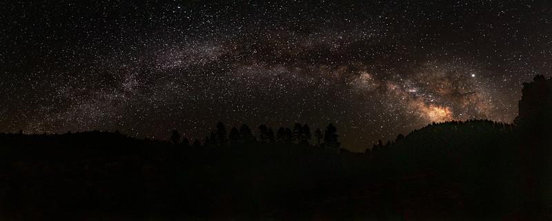 Darkest Milky Way