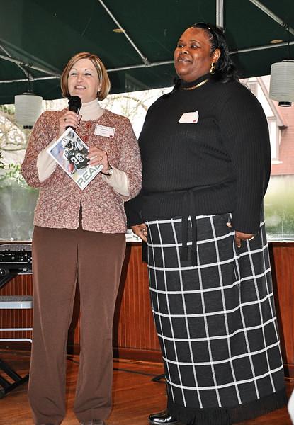 Janine Langston & Delisa Brison from the Cotchery Foundation.jpg