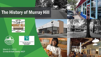 History of Murray Hill
