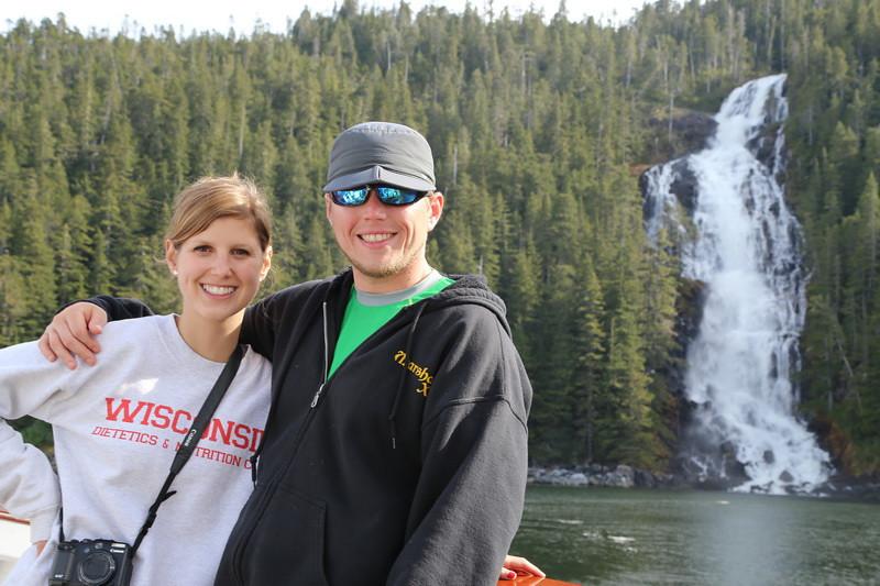 Rachel and Peter.