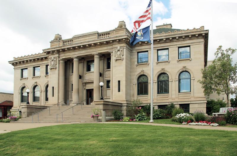 The Marquette Public Library