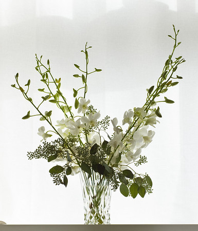 Flowers by Audrey Leonard
