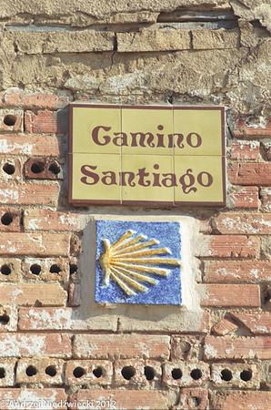 Camino de Santiago 2001