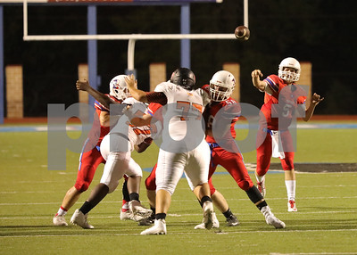 9/22/17 Bullard High School Football vs Commerce High School - HOMECOMING by John Murphy