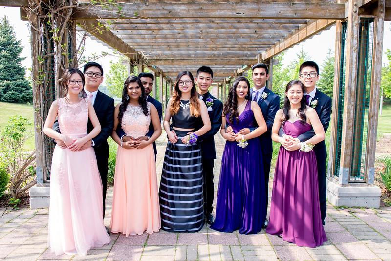 05-26-16 Melanie and Friends Pre-Prom