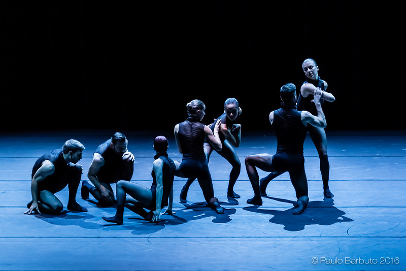 Australia now - Sydney Dance Company - Interplay - Abril 2016