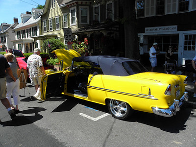 Newtown Car Show