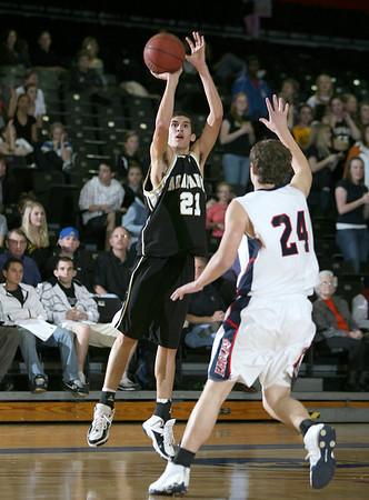 Colorado Boys HS Basketball 2008-09