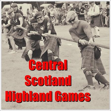 Central Scotland Highland Games