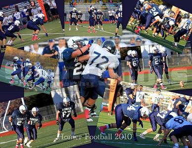 Homer football 2010