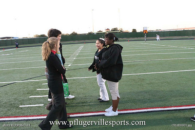 Connally Cougars vs. Bowie Bulldogs, October 23, 2008