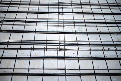 Quin in construction, Dec. 21, 2020