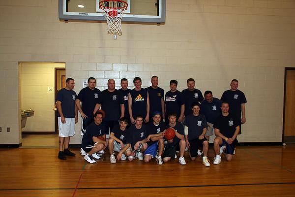 Charity Basketball Game SFD vs. Applebees vs. Howell Teachers 3-24-06