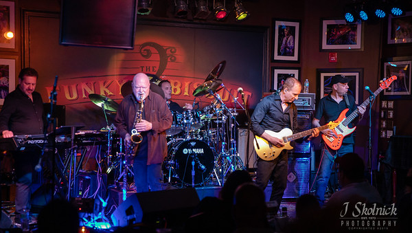 The Rippingtons at Funky Biscuit 3.31.19