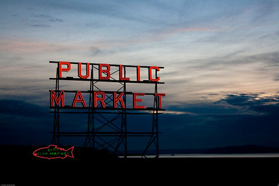 Pike Place - Winter '09
