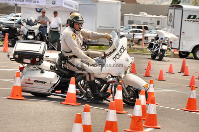 Carson City Annual Police Motor Officer Extreme Training Challenge 2010