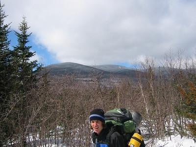 Skiing Freshman Year