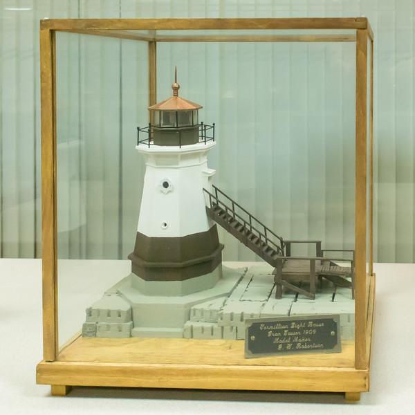 Vermilion Lighthouse - 1909