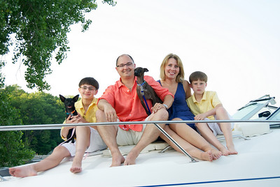 Carrie Isaacson Family