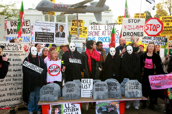 March to General Atomics Maker of Predator Drone