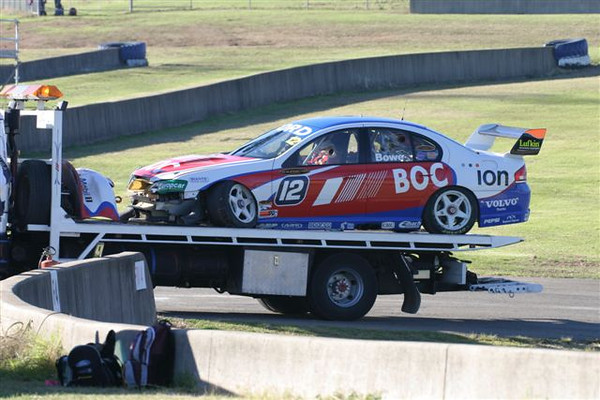 V8 Supercars - Eastern Creek 2005