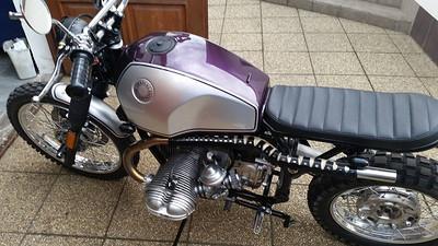 Made by Francuz Motocycles from Slovakia.