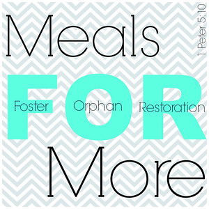 Meals FOR More