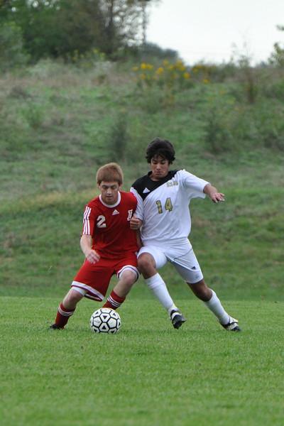 2010 MH-MA Homecoming Soccer