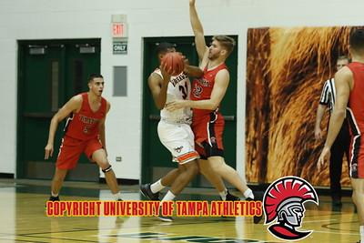 2018-19 Men's Basketball vs. Auburn-Montgomery