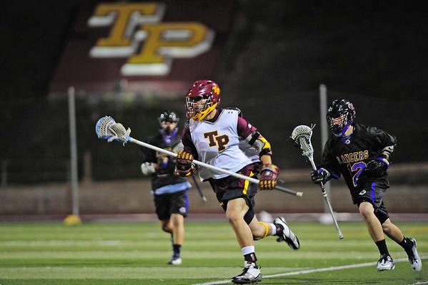 Torrey Pines Boys Lacrosse 2012