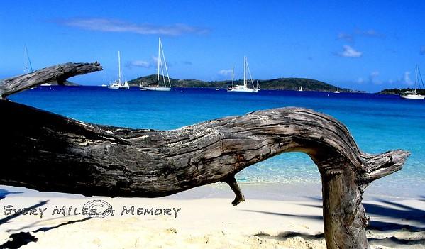 Sailing the Virgin Islands